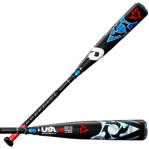 "2020 Demarini Voodoo USA 2 5/8"" (-10) Baseball Bat 