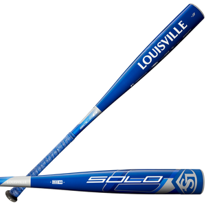 2020 Louisville Slugger Solo BBCOR (-3) Baseball Bat