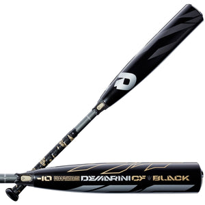 "2019 Demarini CF Zen Black 2 3/4"" (-10) Baseball Bat 