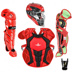 "ALL-STAR 7 AXIS™ AGES 9-12, 14.5"" MEETS NOCSAE Catcher's Kit"