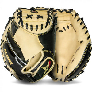 "All-Star PRO-ELITE® TRAVEL BALL, 31.5"" CATCHER'S MITT CM3000BTJR"