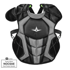 "ALL-STAR 7 AXIS™ AGES 12-16, 15.5"" MEETS NOCSAE Catcher's Kit"