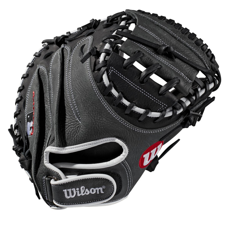 "2019 A1000 CM33 33"" Catcher's Mitt 