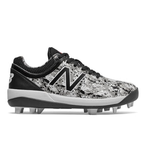 New Balance 4040v5 Pedroia Youth Baseball Cleat