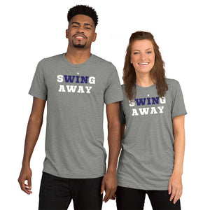 Bat Club USA - Swing Away Tee - DkBlu | Bat Club USA | Bat Club USA