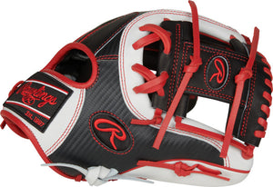 "2021 Rawlings 11.5"" HEART OF THE HIDE HYPER SHELL INFIELD GLOVE PRO204-2BSCF"