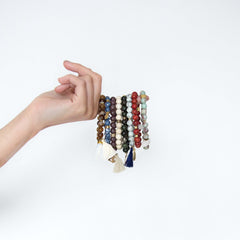 Custom Bracelet Stack - Set of 5 | Mod + Jo