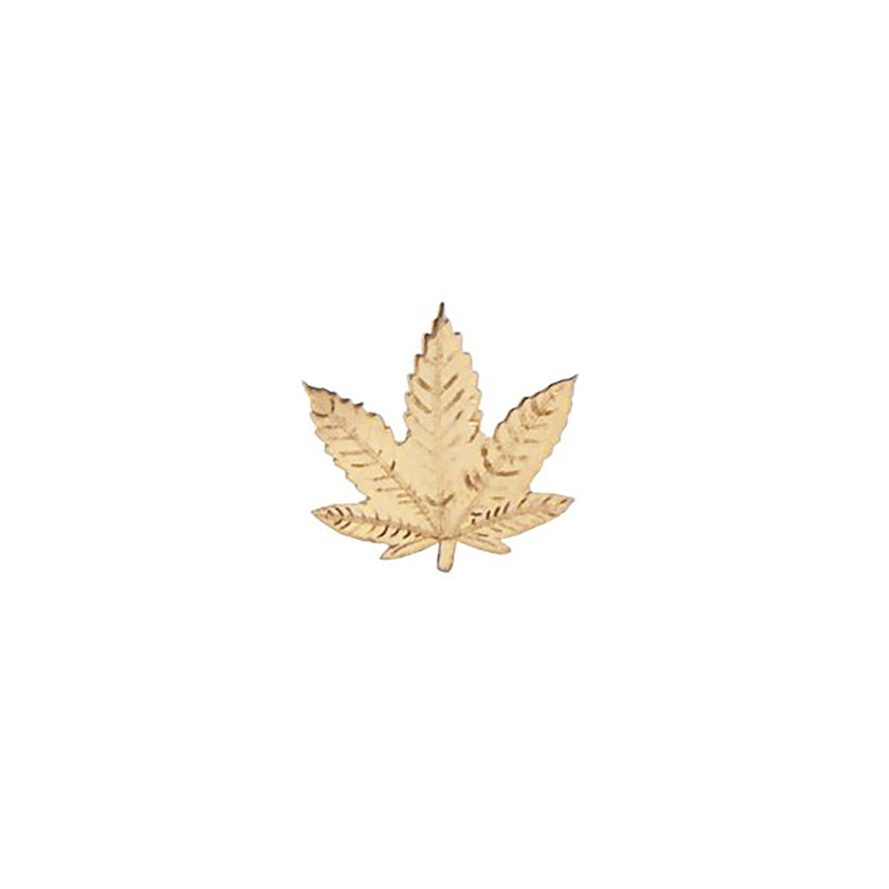 14k Mary Jane Stud