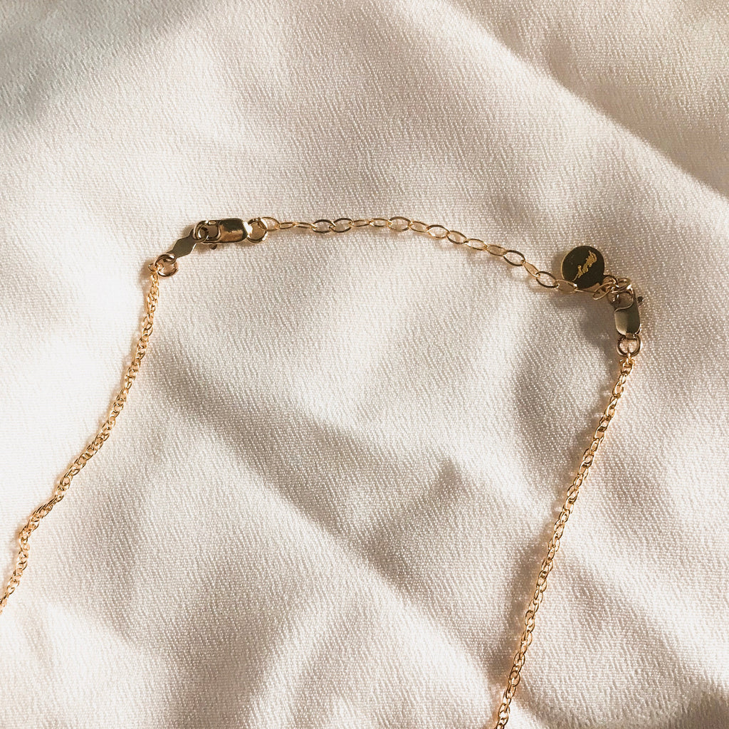 Gold Fill Necklace Extender - GF -  - MOD + JO