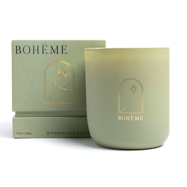 Asti Candle - Boheme Fragrances