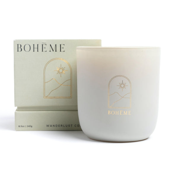 Goa Candle - Boheme Fragrances