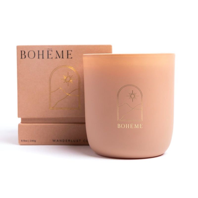 Havana Candle - Boheme Fragrances