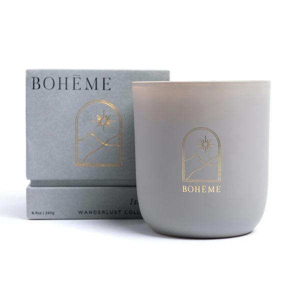 Instanbul Candle - Boheme Fragrances