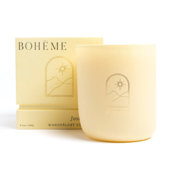 Joshua Tree Candle - Boheme Fragrances