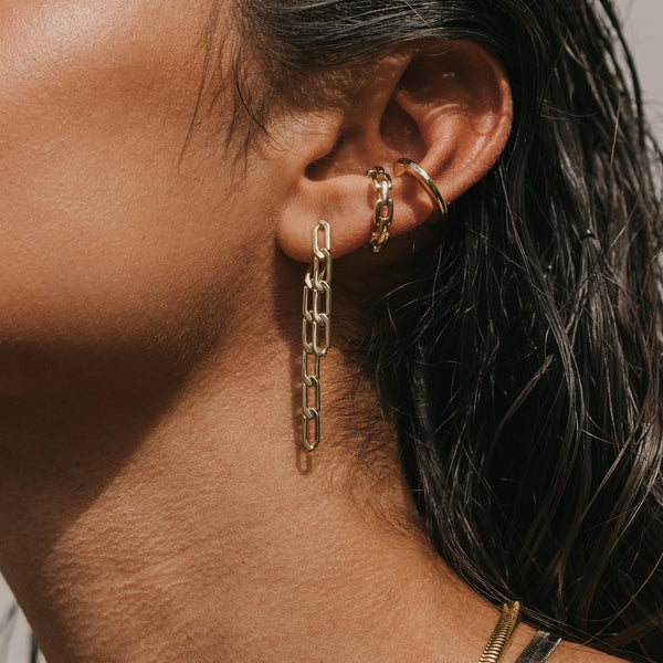 Blake Chain Earrings