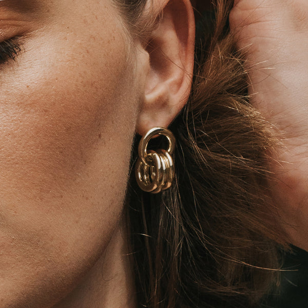 Coco Statement Earrings