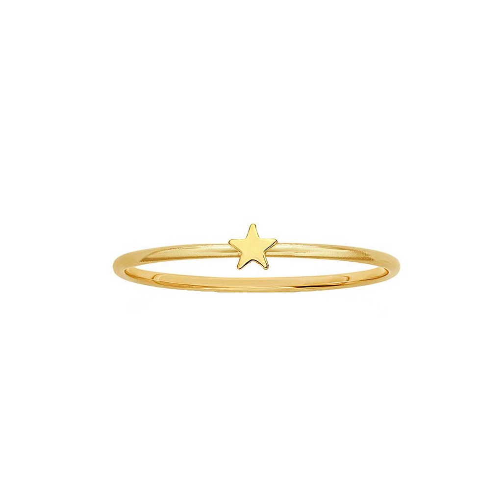 Super Star Stacking Ring - GF - Rings - MOD + JO