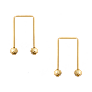 Padma Statement Earrings