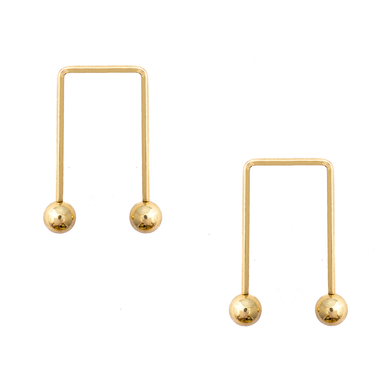 Padma Statement Earrings -  - MOD + JO