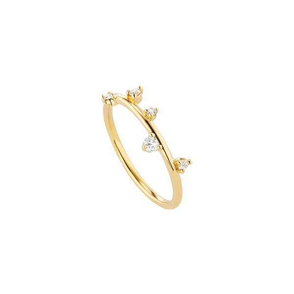 Skye Stacking Ring