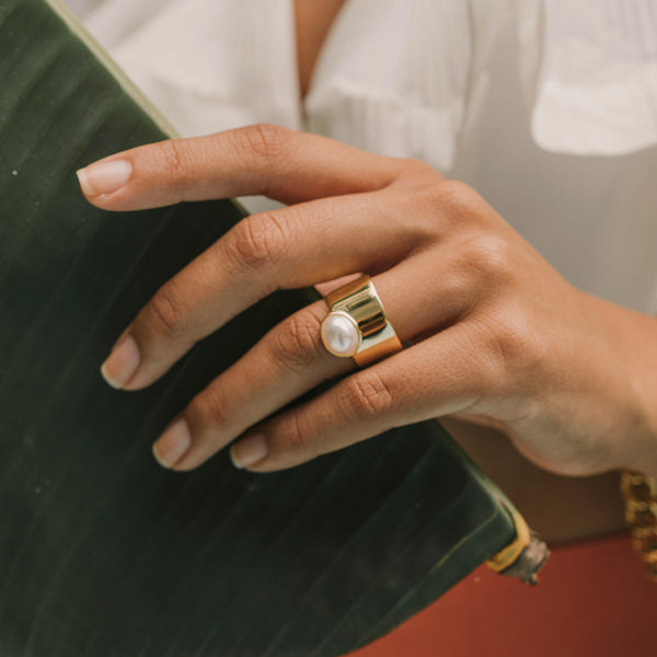 Calvin Statement Ring