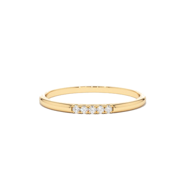 Tess Stacking Ring