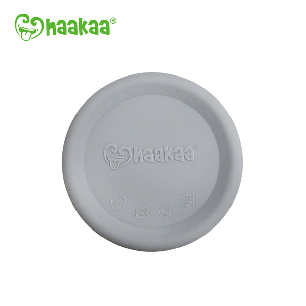Haakaa Gen 1 Silicone Pump with Silicon Lid 1 Set