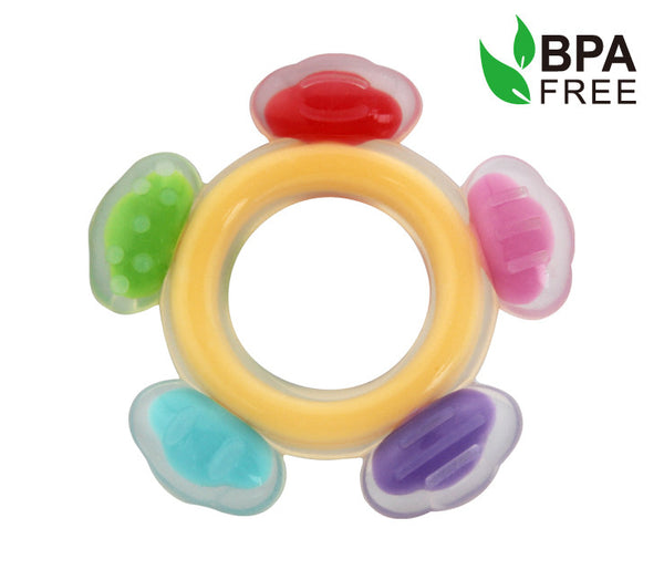 Haakaa Silicone Ferris Wheel Teether 1 p k