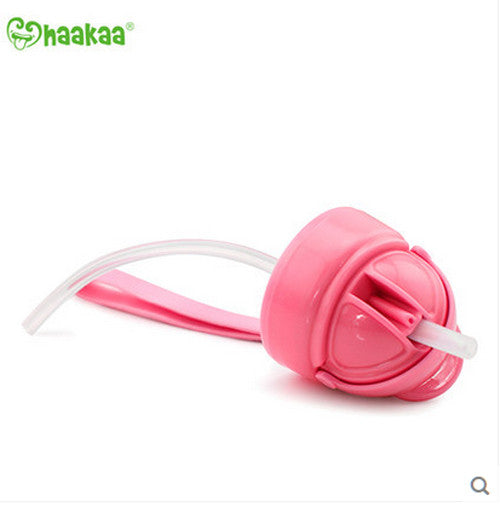 Haakaa Standard Neck Straw Cap 3 pc