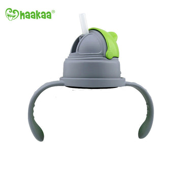 Haakaa Wide Neck Straw Cap with Handle