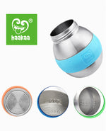 Haakaa Wide Neck Thermal Stainless Steel Baby Bottle 9.5 oz 1 pk