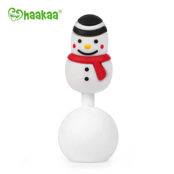 Haakaa Winter Holiday Silicone Breast Pump Stopper 1PK (Limited Edition)