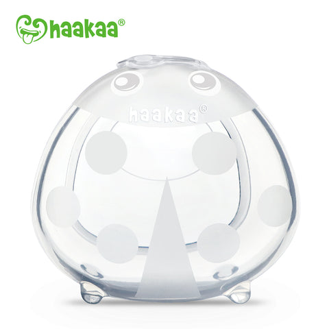 Haakaa Silicone Milk Collector 2.5 oz/75 ml, 1 pk