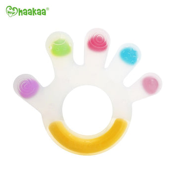 Haakaa Silicone Palm Teether 1 p k