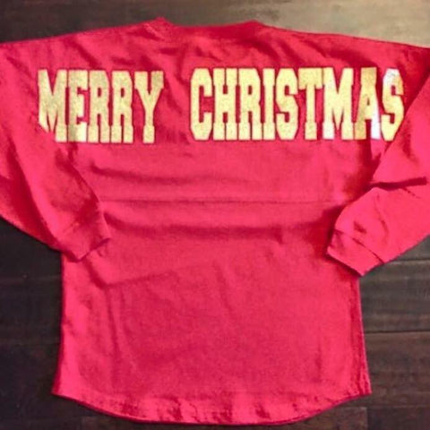 Merry Christmas YOUTH jersey