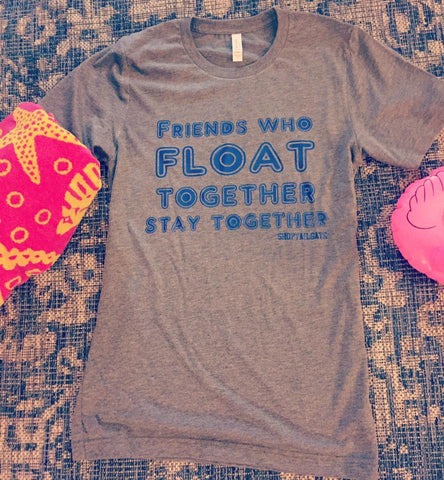 Friends who Float Together