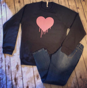Heavy Heart sweatshirt