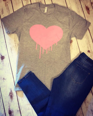 Heavy Heart tee