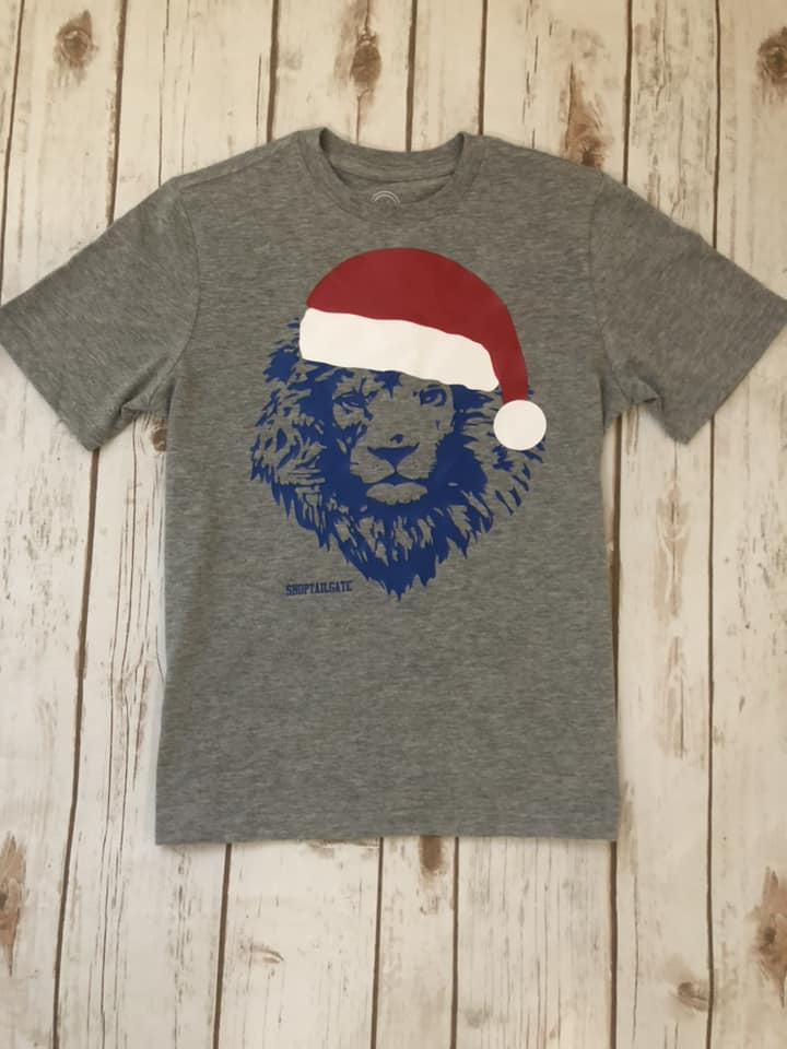 Mascot Santa Play Off tees