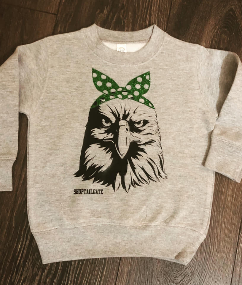 Mascot Sweatshirt **Child or Adult