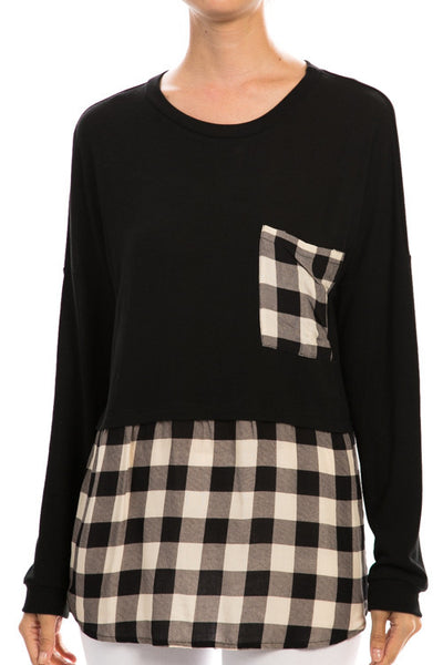 Checker My Layer Shirt