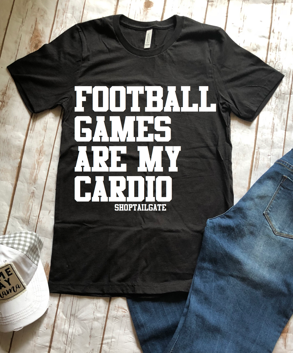 Football Games are my Cardio *available in any sport