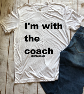 I'm with the Coach