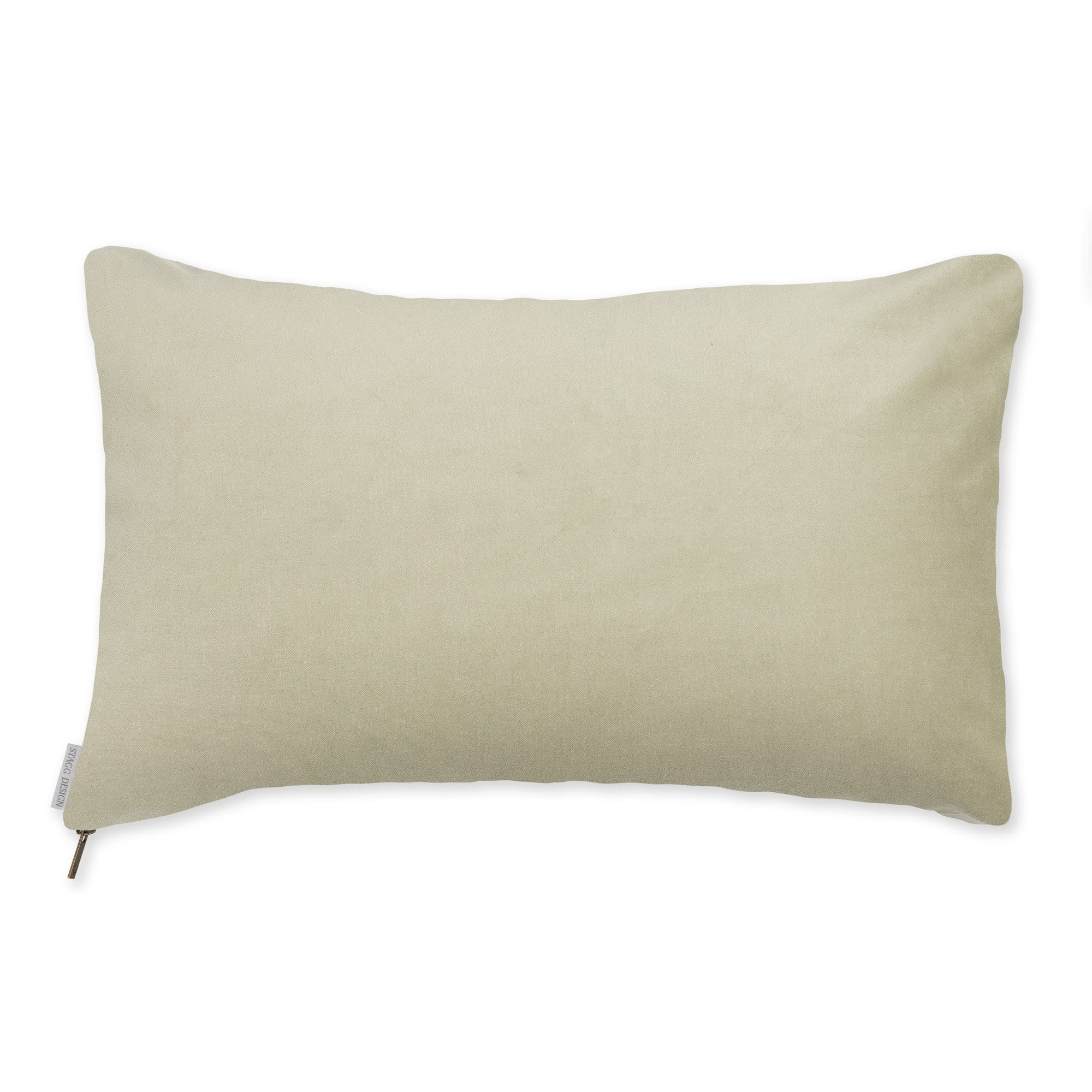 Limestone Velvet Pillow