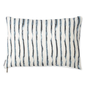 Olympus Stripe Pillow - Indigo