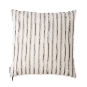 Olympus Stripe Pillow - Steel
