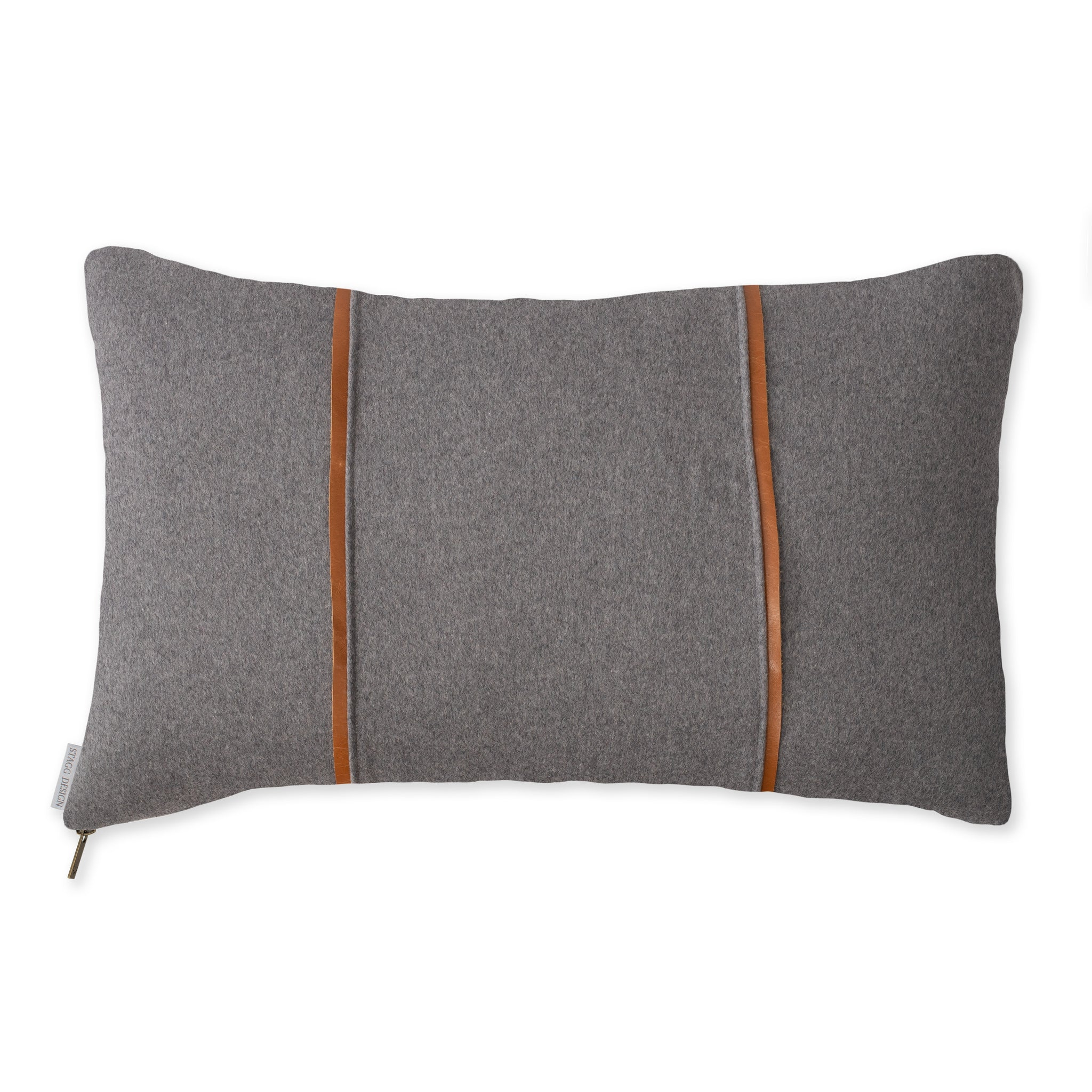 Spruce Pillow - Ash Grey