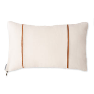 Spruce Pillow - Winter White