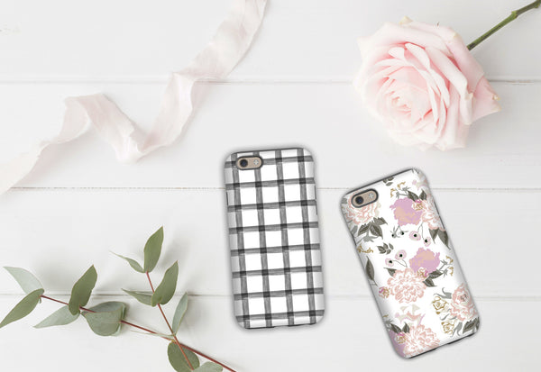Phone Case - Blush Vivienne Floral