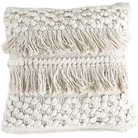 Moroccan Fringe Pillow